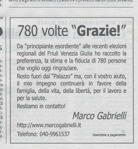 2013-05-01 Il Piccolo pagina 27