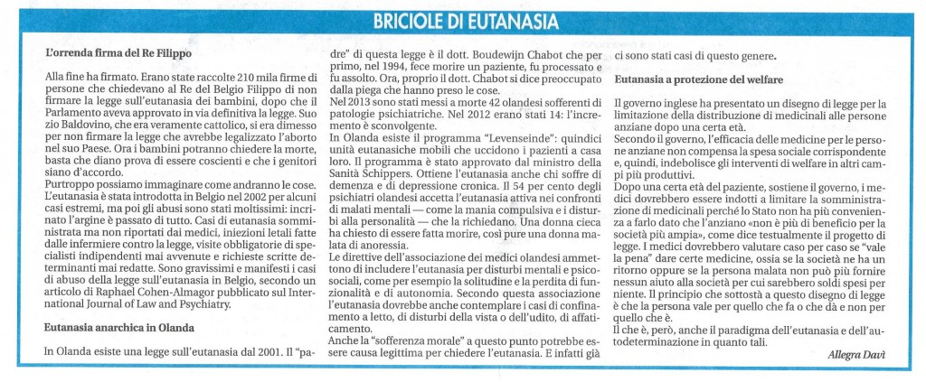 2014-03-07 Vita Nuova pagina 7 (Briciole di eutanasia)