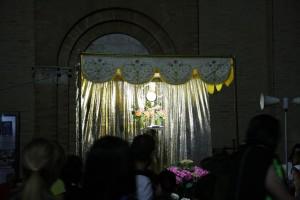 A Sambucheto è esposto il Santissimo Sacramento: solo un istant e per la devozione